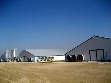 Chicken House Farm news release :: delmarva poultry industry inc.
